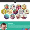 Hexa Free Bootstrap Template