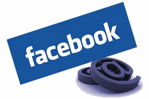 cach thay doi email mac dinh trong facebook