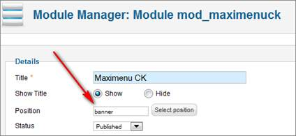mega drop down menu cho joomla