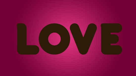 chocolate-text-effect-in-photoshop-for-valentines-day-06