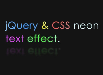 neon-text-effect-jquery-css