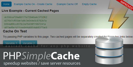 php-simple-cache