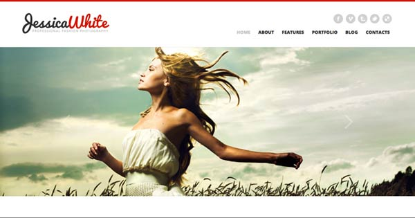 JessicaWhite-Free-Responsive-Html5-Template