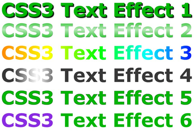 astonishing-css3-text-effects