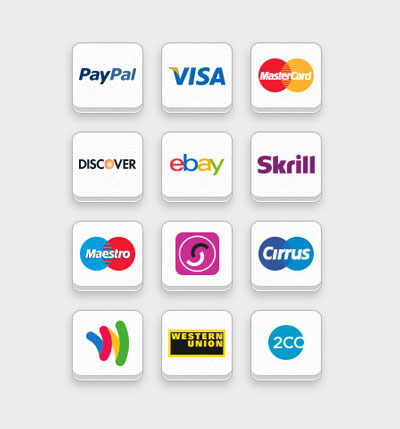 Free Online Payment Icon Set