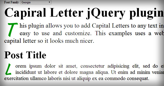 jquery-text-effect-30-capitalletter
