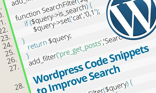 wordpress-code-snippets-to-improve-search
